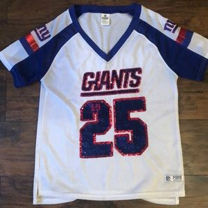 Victoria's Secret Giants Jersey